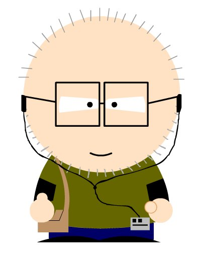 make your own  south park character
